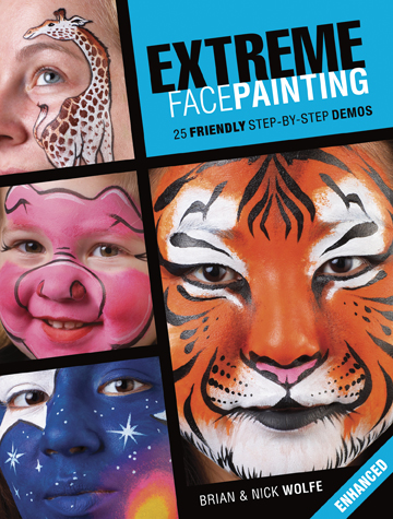 Face Painting Ideas for Fall http://latenightparents.com/2011/10/30/fun-for-kids-extreme-face-painting-and-halloween-ideas/