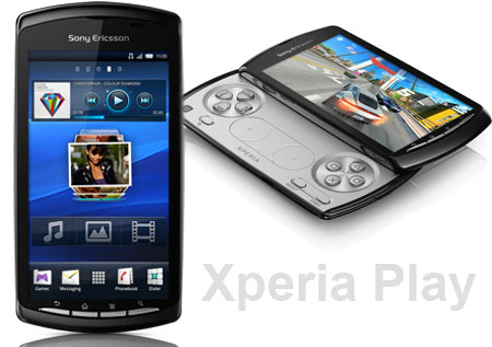 Sony Ericsson Xperia PLAY For AT&T Wireless Giveaway #PhoneFairy