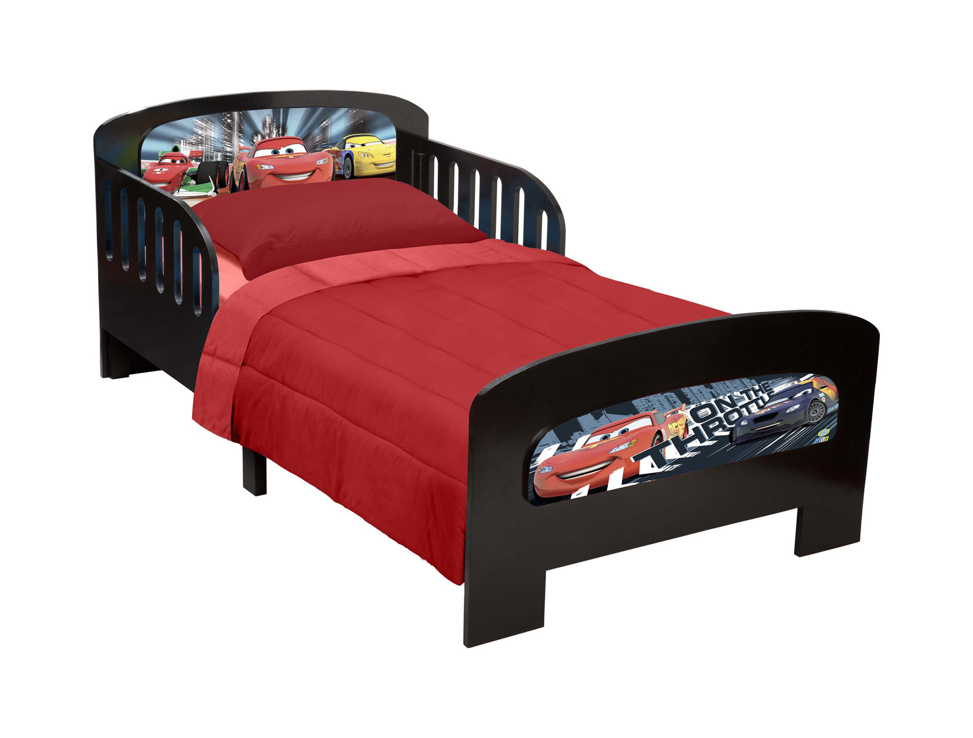 Picture of: Delta Children Presents Disney Pixar Cars Twin Bed Latenightparents Com
