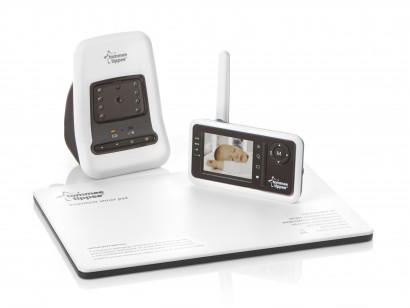 Tommee tippee Closer to Nature Digital Sensor Pad Monitor