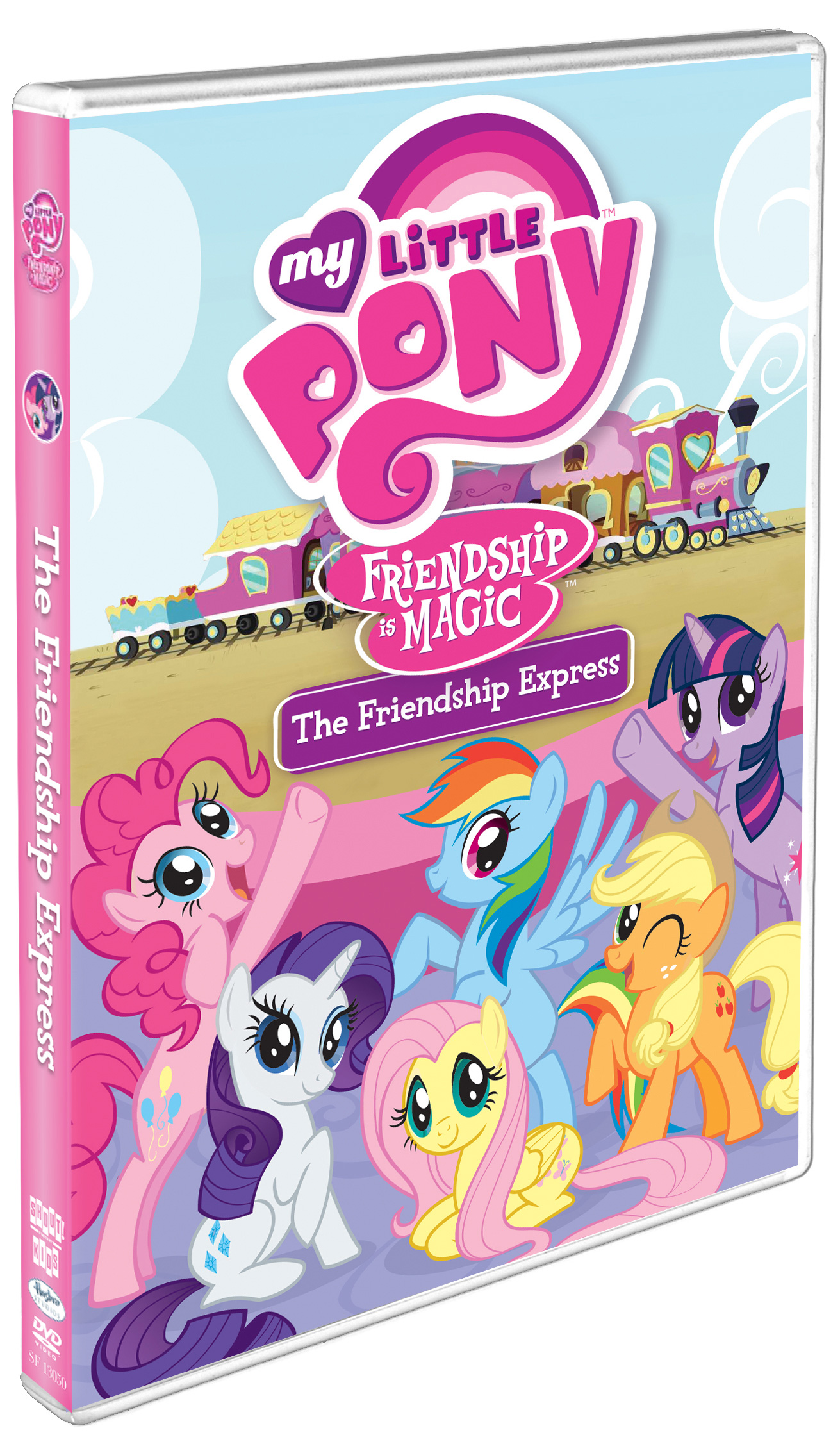 My little pony friendship is magic the friendship express