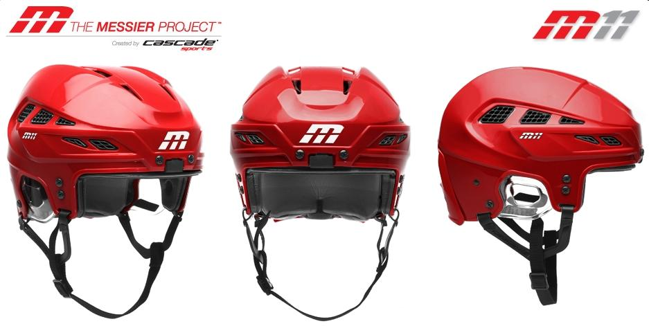 The Messier Project – M11 PRO Helmet – creating a safer environment for hockey players