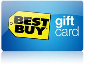 Best Buy Gift Card | LateNightParents.com