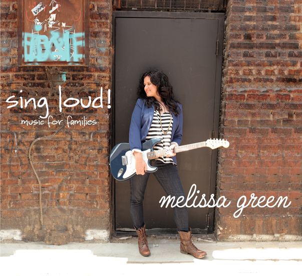 SING LOUD! MELISSA GREEN, with special guest BROOKE SHIELDS in her kids' music debut