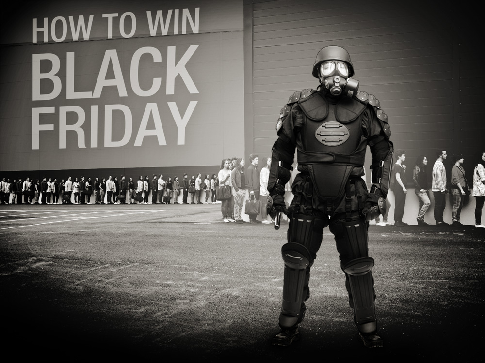 Some thoughts on Black Friday!!!