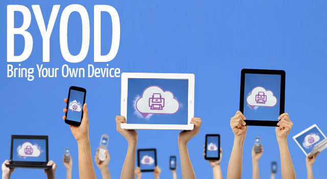 Here are 10 BYOD Tips for education