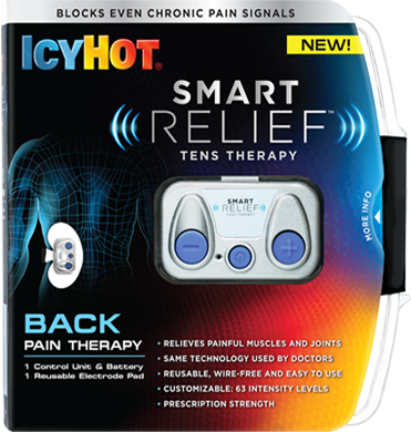 Can IcyHot's SmartRelief help you during the #BlizzardOf2015?