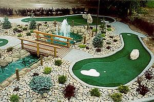 How To Make A Miniature Golf Course Latenightparentscom