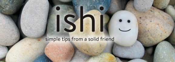 POW! Kids Books Presents: Ishi, Simple Tips from a Solid Friend