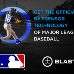 MLB Names Blast Motion Official Bat Sensor Technology
