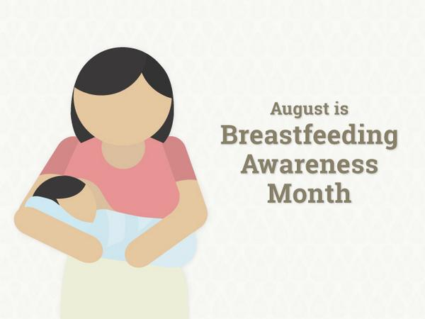 In Honor of National Breastfeeding Month | LateNightParents.com