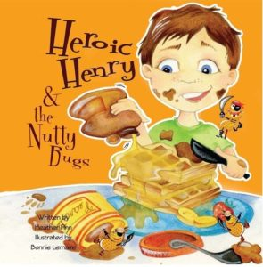 NEW BOOK TO HELP EDUCATE CHILDREN AND PARENTS ABOUT PEANUT AND TREE NUT ALLERGIES